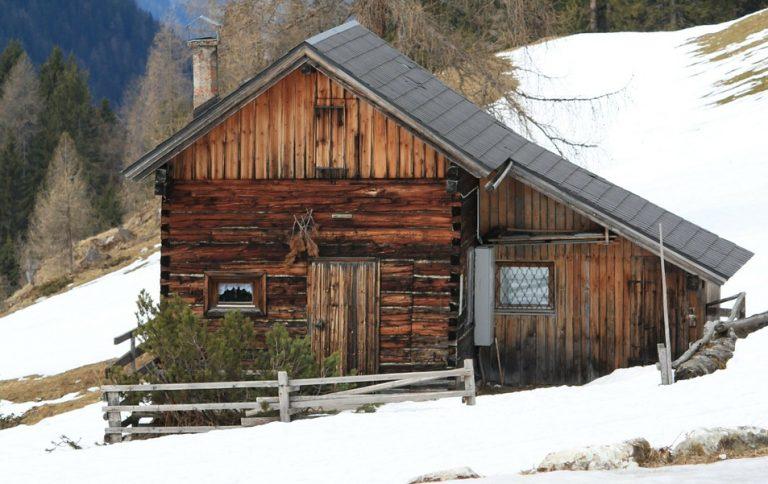 alpine, mountains, snow